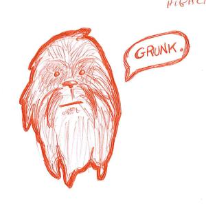 Wookiee Doodle