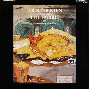 Hobbit Record Jacket