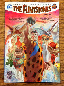 The Flintstones: Volume 1 cover